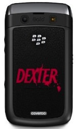Dexter Phone Cover For Blackberry Bold 9700
