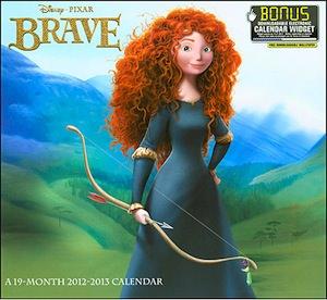 Brave Wall Calendar 2013