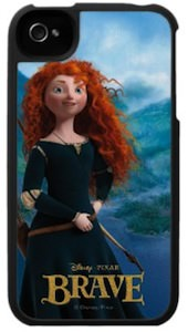 Speck case with Merida from the movie Brave for the iPhone 4 / 4S