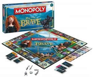 Brave collector's edition monopoly