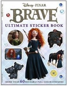 Brave ultimate sticker book
