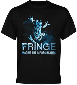 Fringe Imaginge The Impossible Frog T-Shirt