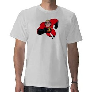 The Incredibles Mr. Incredible T-Shirt