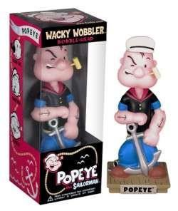 Popeye Bobblehead