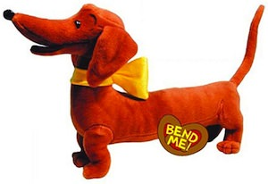Hundley Dashshund Plush