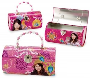 Wizards Of Waverly Place Roll Bag