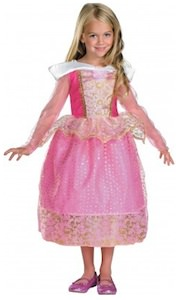 Sleeping Beauty Princess Aurora Costume