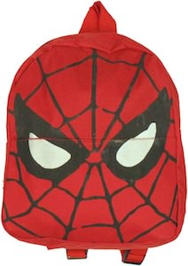 Marvel Spider-Man Mask Kids Backpack