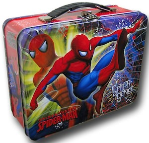 Marvel Spider sense Spider-Man Lunchbox