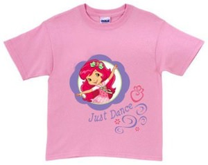 Strawberry Shortcake Just Dance T-Shirt