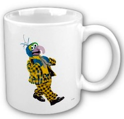The Muppets Gonzo coffee mug