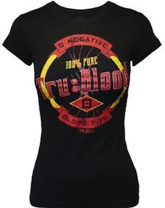 True Blood Bottled T-Shirt