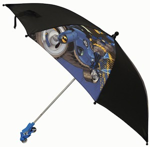 Batman Batcycle Umbrella