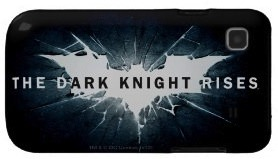 Batman The Dark Knight Rises Logo Samsung Galaxy S Case