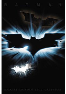 Batman Special Edition 2013 Calendar