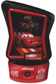 Engergizer night light from the movie Cars