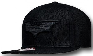 Dark Knight Rises Logo Cap