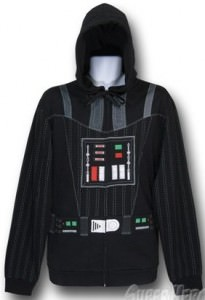 Star Wars Darth Vader Original Costume Hoodie