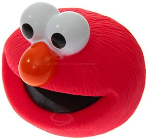 Sesame Street Elmo Money Bank