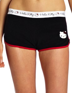 Hello Kitty booty shorts