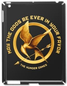 Hunger Games Mockingjay iPad2 Case
