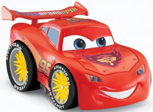 Lightning McQueen Disney Cars Shake N Go.