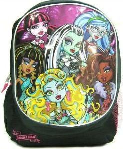 Monster High 16 Inch Backpack