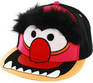 Muppets Animal Face Hat