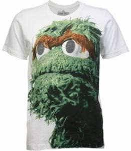 Sesame Street Oscar The Grouch T-Shirt.