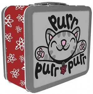 The Big Bang Theory Soft Kitty Lunch Box.