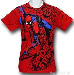Spider-Man Kids Spidy Strikes T-Shirt
