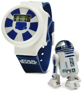 Star Wars Remote Controlled R2-D2 Watch