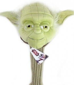 Star Wars Yoda Golf Club Head Cover.