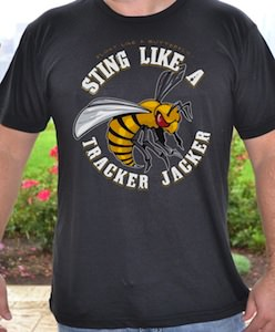 The Hunger Games Sting Like A Tracker Jacker T-Shirt