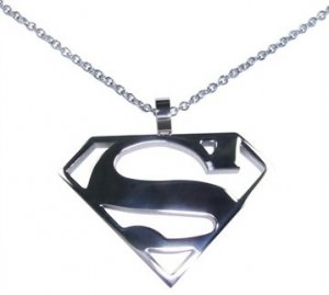 DC Comics Superman Shield Necklace