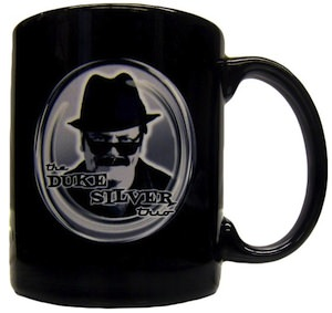 Parks and Recreation The Duke Silver Trio Mug