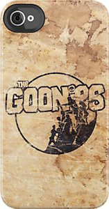 The Goonies iPhone And iPod Touch Case