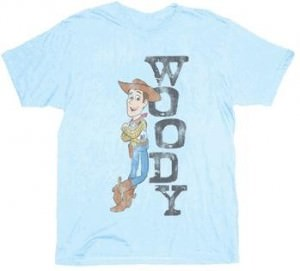 Toy Story Woody Distressed T-shirt