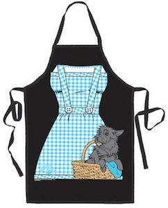 The Wizard Of Oz Dorothy Apron