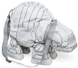 Exclusive AT-AT Plush Utility Bag