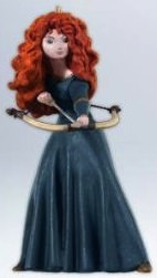 Brave Merida Christmas Ornament by Hallmark