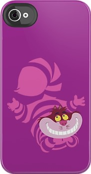 Alice In Wonderland Cheshire Cat iPhone And iPod Touch Case