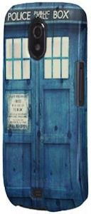 Doctor Who Tardis Case For The Galaxy Nexus