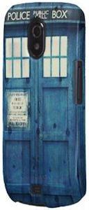 Doctor Who Tardis Case For The Galaxy Nexus