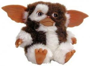 Gremlins - Gizmo Plush.