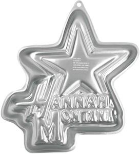 Hannah Montana Star Cake Pan