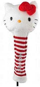 Hello Kitty Golf Club Head Cover