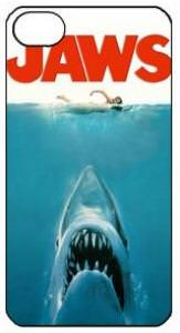 Jaws Movie Poster iPhone 4 4S Case