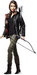The Hunger Games Katniss Everdeen Barbie Doll