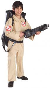 Kids Ghostbusters Costume - Child Ghostbuster Halloween Costumes